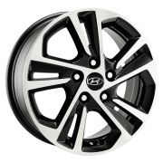 Jogo de Rodas Hyundai Creta Prestige 2020 Aro 17 S16 BD