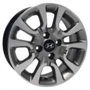 Jogo De Rodas Hyundai HB20 Aro 15 4x100 Tala 6 S06 GD