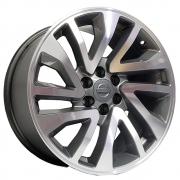 Jogo De Rodas Nissan Frontier Aro 20 6x114,3 Tala 8,5 L3 GD