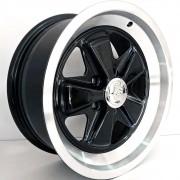 Jogo de Rodas Porsche 911 Aro 15 5X112 Kombi Fusca VW ZK751 BD