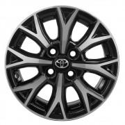 Jogo de Rodas Toyota Etios Aro 14 4x100 R96 BD