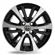Jogo de Rodas Toyota Yaris Aro 15 4x100 BRW 1480 BD