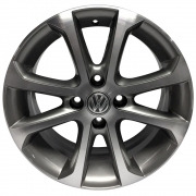 Jogo De Rodas VW Gol Power 2011 Aro 13 4x100 Tala 5 R10 GD