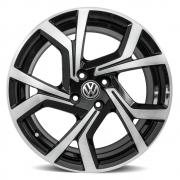 Jogo De Rodas VW Golf GTI Aro 17 4x100 Tala 7 R94 BD