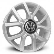 Jogo de Rodas VW UP Aro 17 Tala 7 5x100 KR R50 Prata