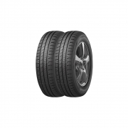 Kit 2 Pneus Dunlop Aro 13 175/70 R13 82T Touring R1L