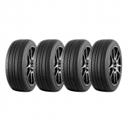 Kit 4 Pneus Nankang Aro 18 165/35 R18 AS-1 82V XL