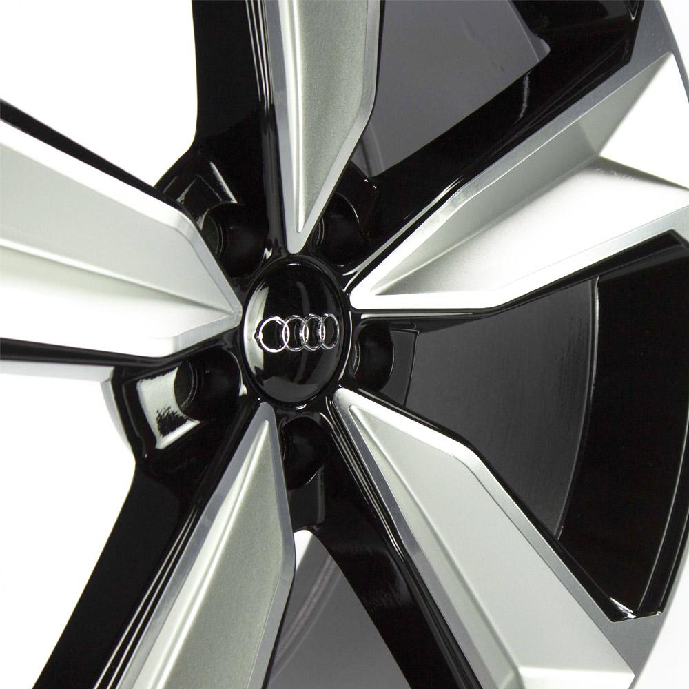 Jogo De Rodas Audi RS4 Aro 18x8,0 5x112 GT7 BD
