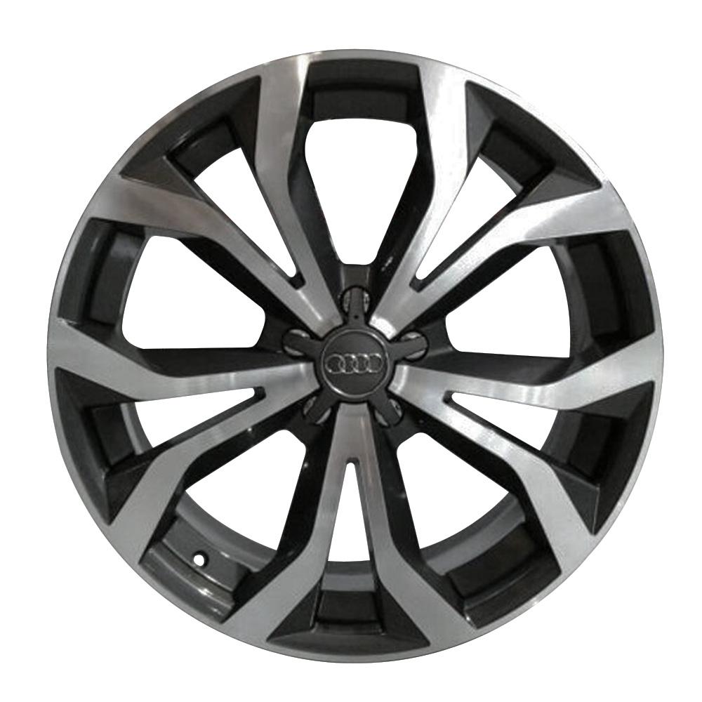 Jogo De Rodas Audi RS6 Aro 15 5x100 Tala 6 R35 GD