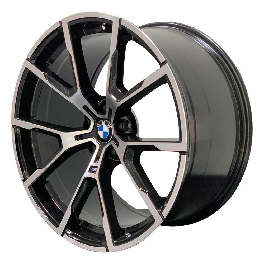 Jogo De Rodas BMW M850 Aro 20x8,5 5x120 Vittoria VT407 BM