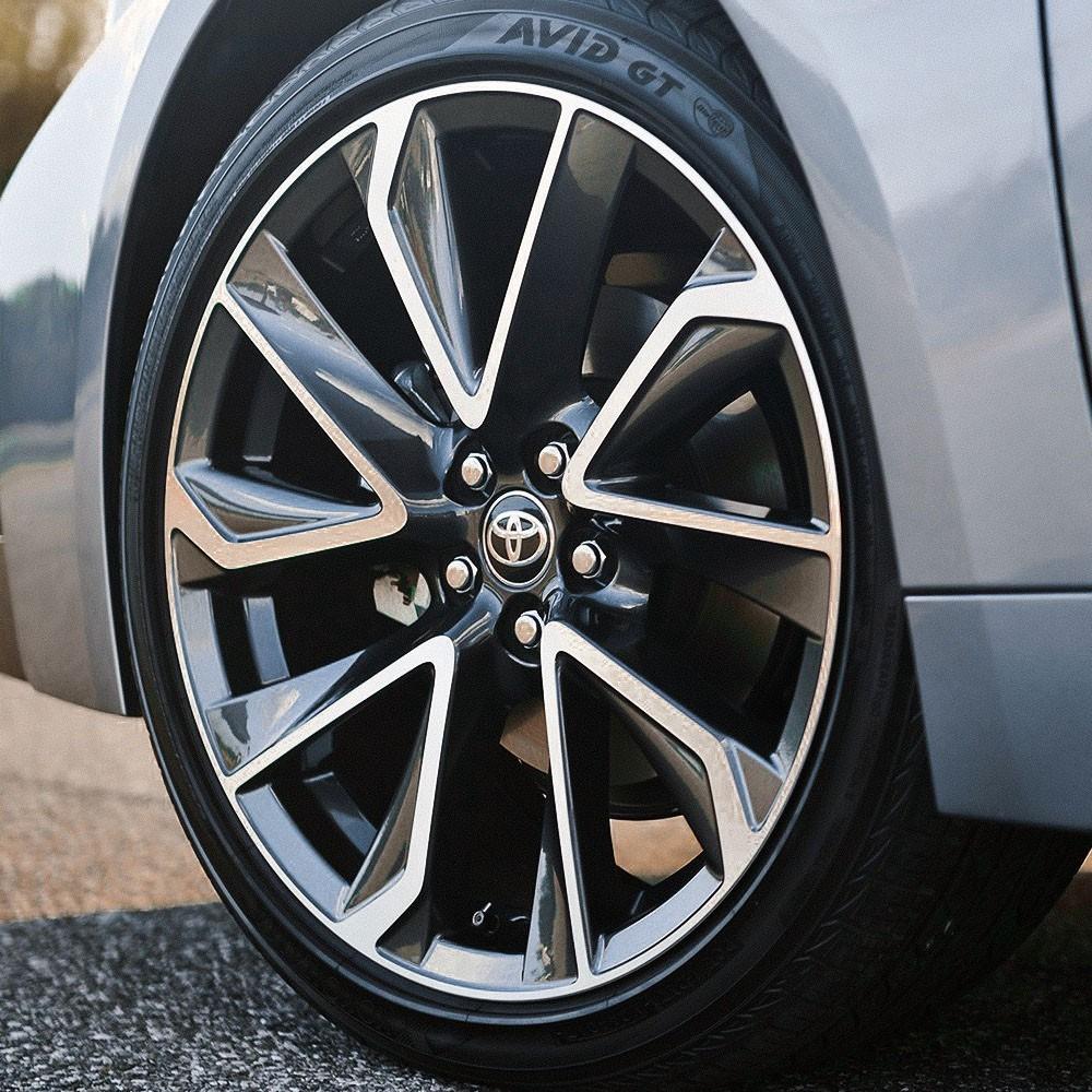 Jogo de Rodas Corolla Touring Sports Aro 20 5x112 5x114 ZK880 BD