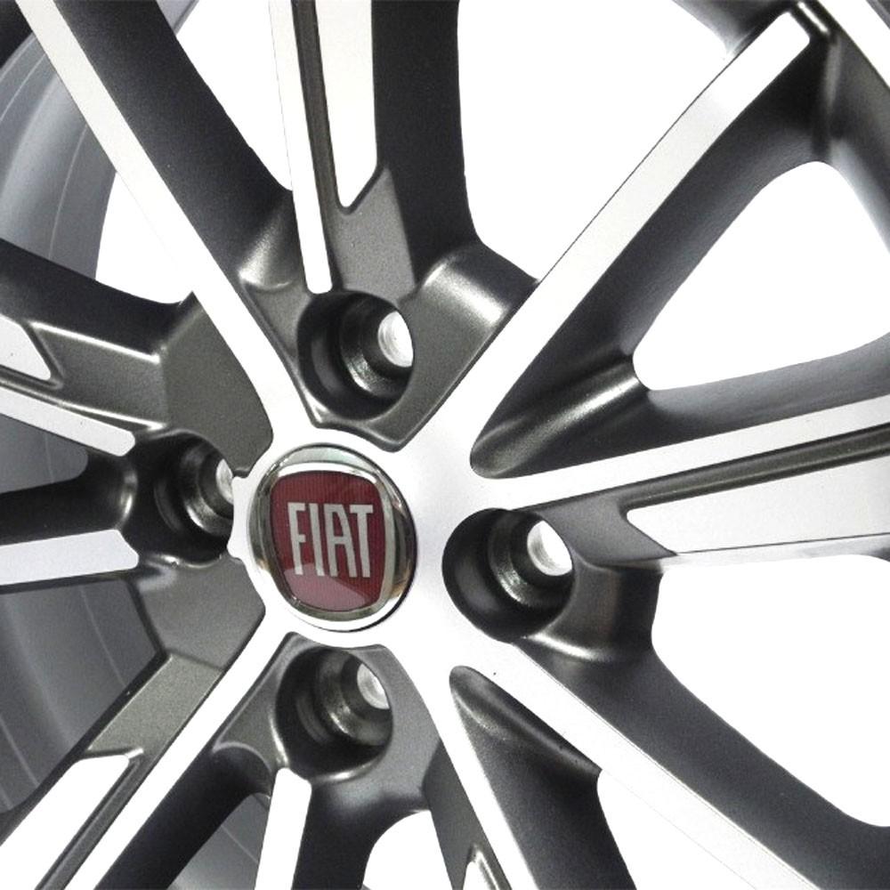 Jogo de Rodas Fiat Cronos Aro 14 4x98 S03 GFD