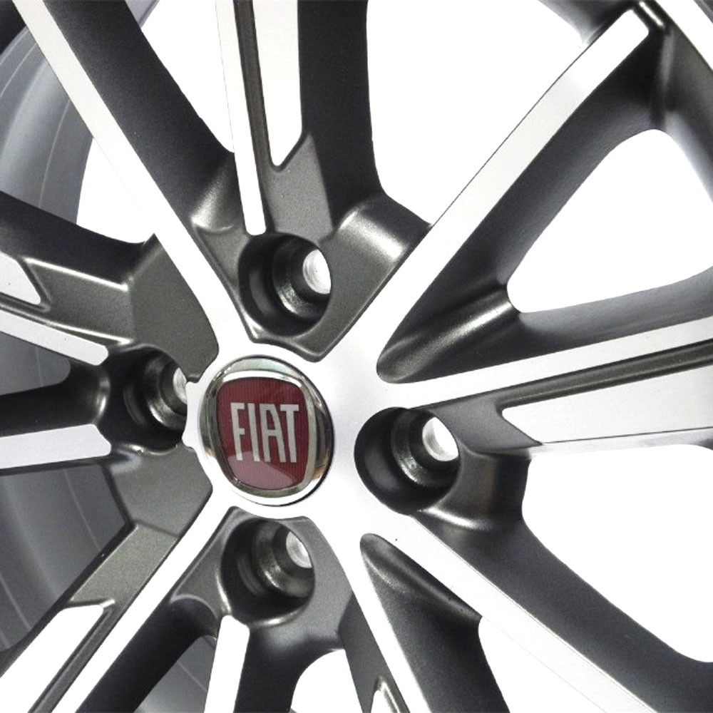 Jogo de Rodas Fiat Cronos Aro 15 4x98 S03 GD