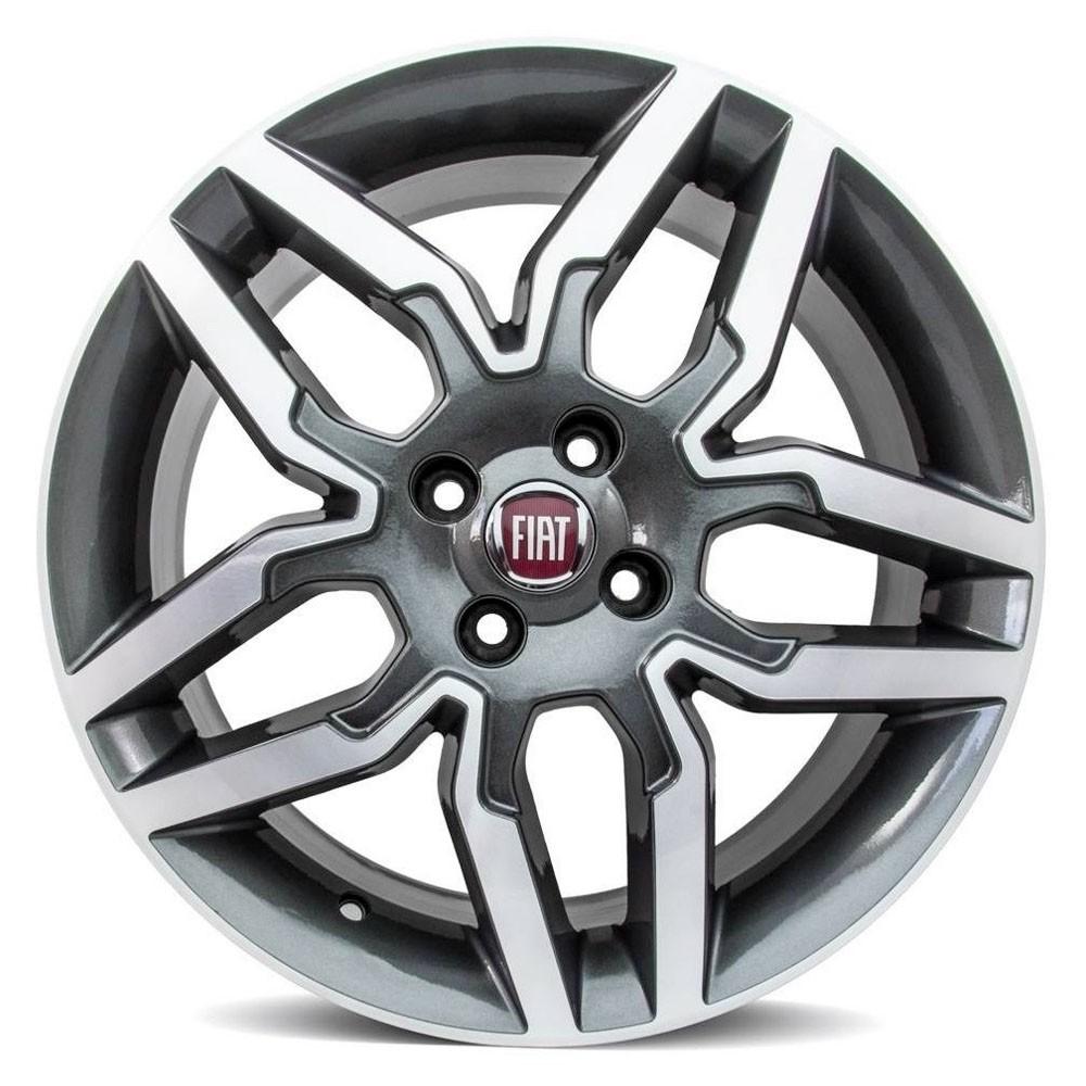 Jogo de Rodas Fiat Idea Sporting Aro 15 4x98 R23 GD