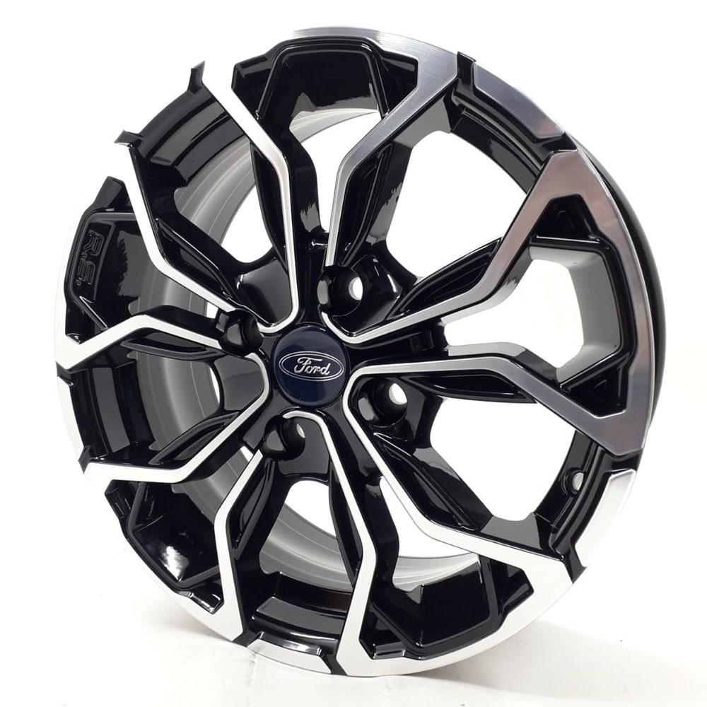 Jogo de Rodas Ford Ecosport Titanium Aro 17 4x108 M16 BD