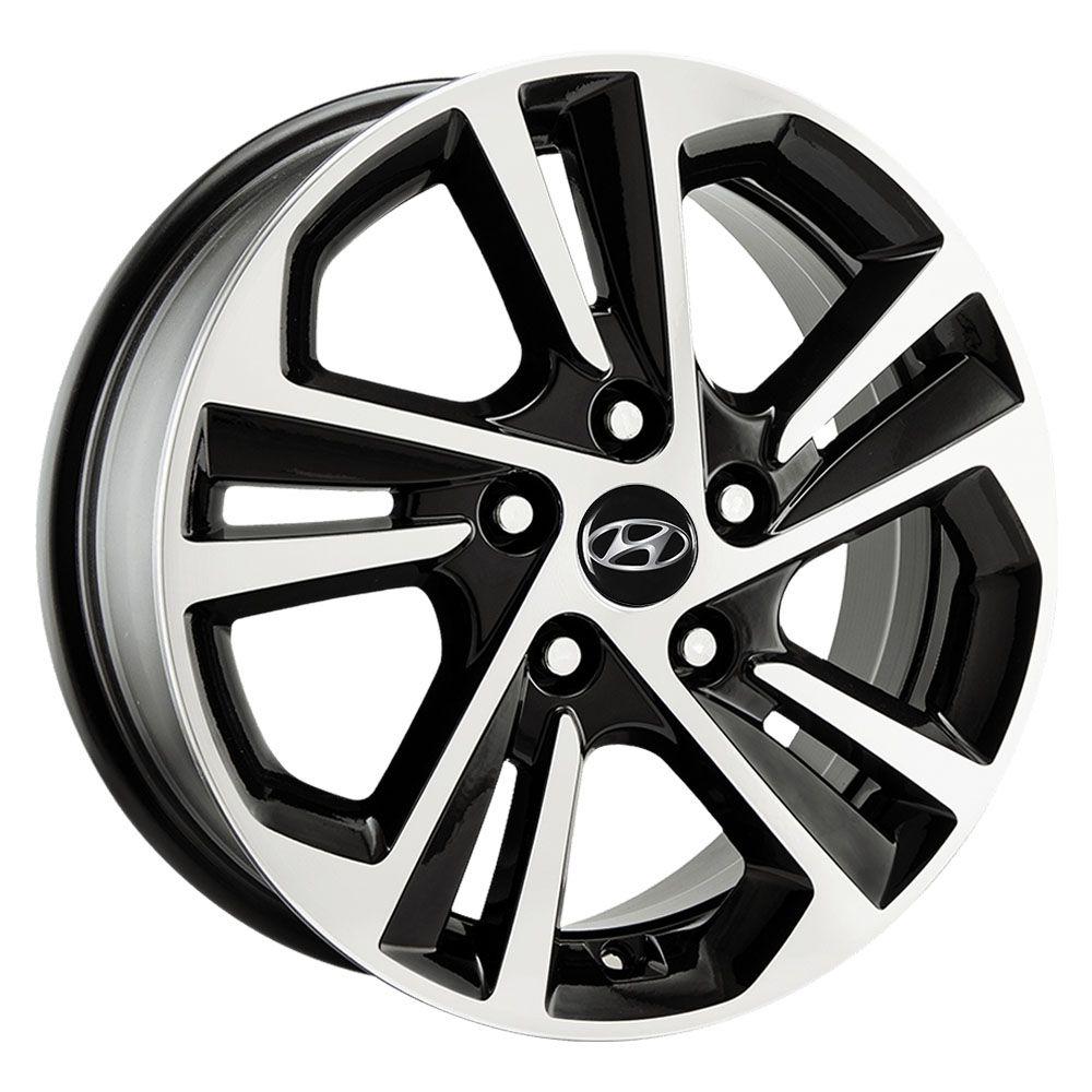 Jogo de Rodas Hyundai Creta Prestige 2020 Aro 16 S16 BD