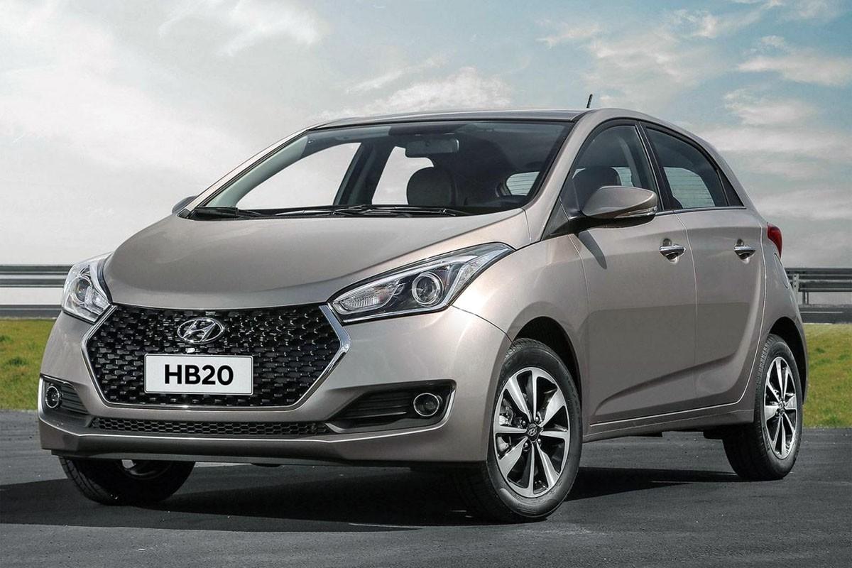 Jogo de Rodas Hyundai HB20 2019 Aro15 S13 BD