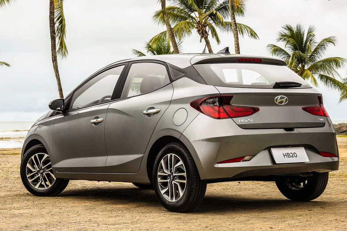 Jogo De Rodas Hyundai HB20 2020 Aro 14 4x100 Tala 6 S20 BD