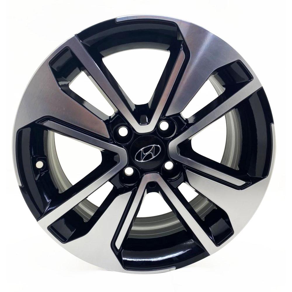 Jogo De Rodas Hyundai HB20 2021 Aro 14 4x100 S28 BD