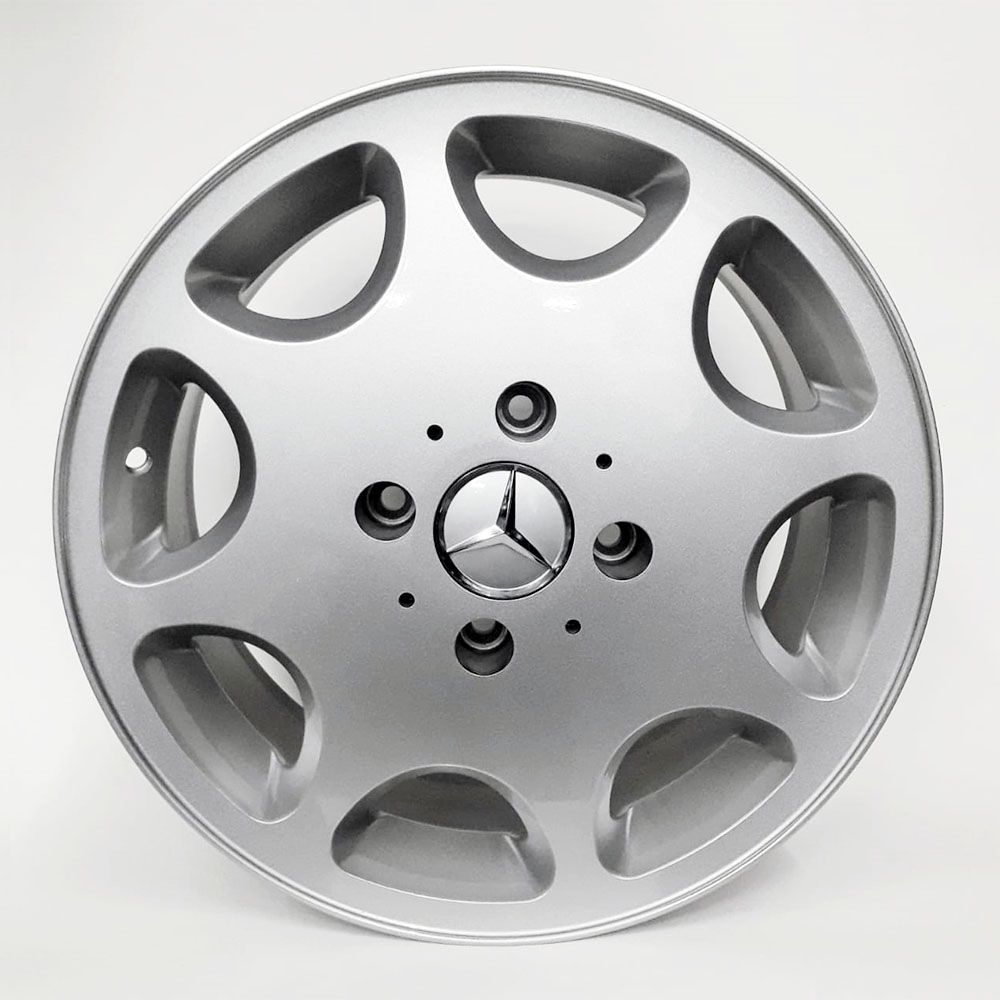 Jogo de Rodas Mercedes Benz C180 VW Fusca Aro 17 RS03