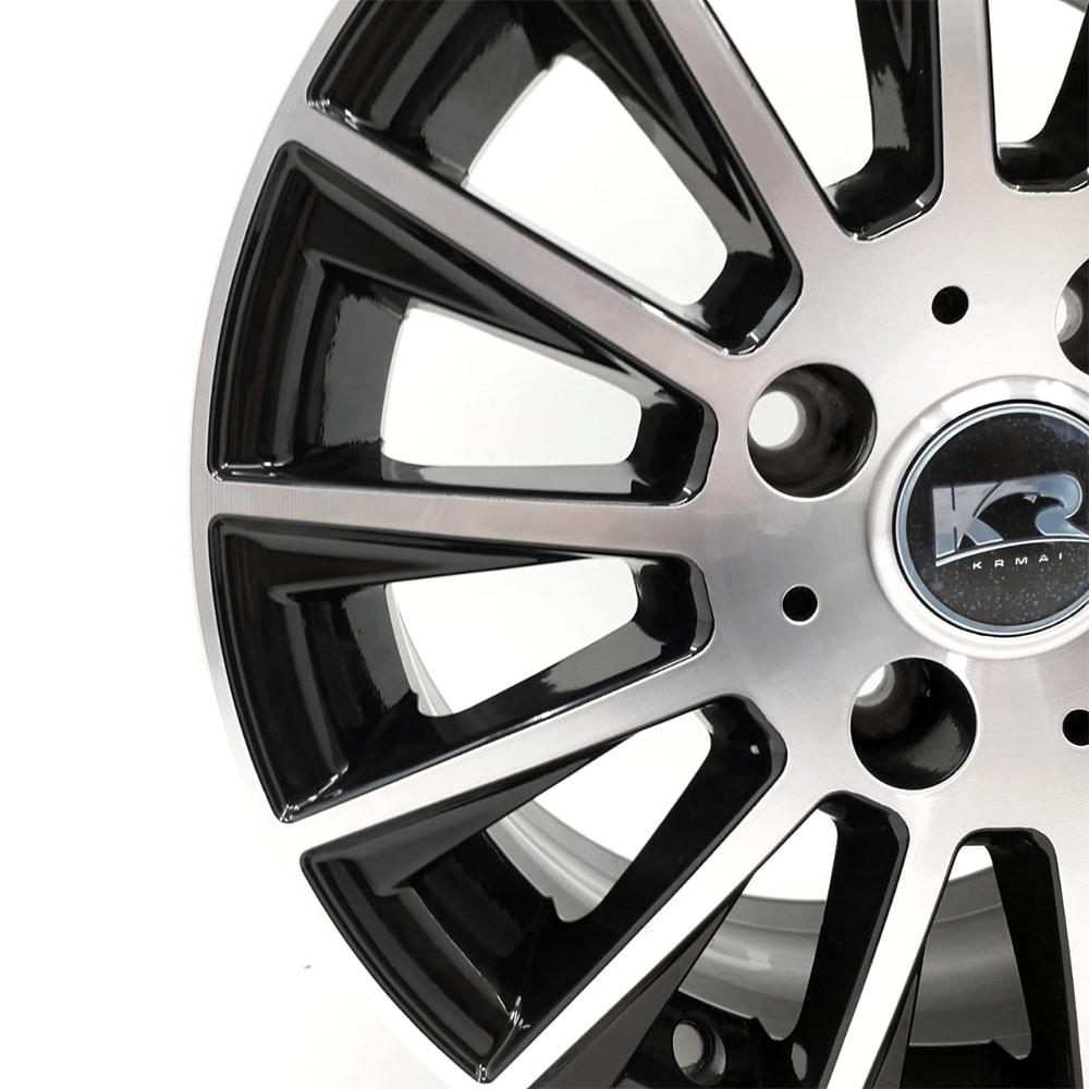 Jogo de Rodas Mercedes C63 AMG Aro 14 4x100 R66 BD