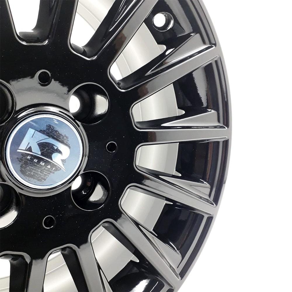 Jogo de Rodas Mercedes C63 AMG Aro 14 4x100 R66 Black