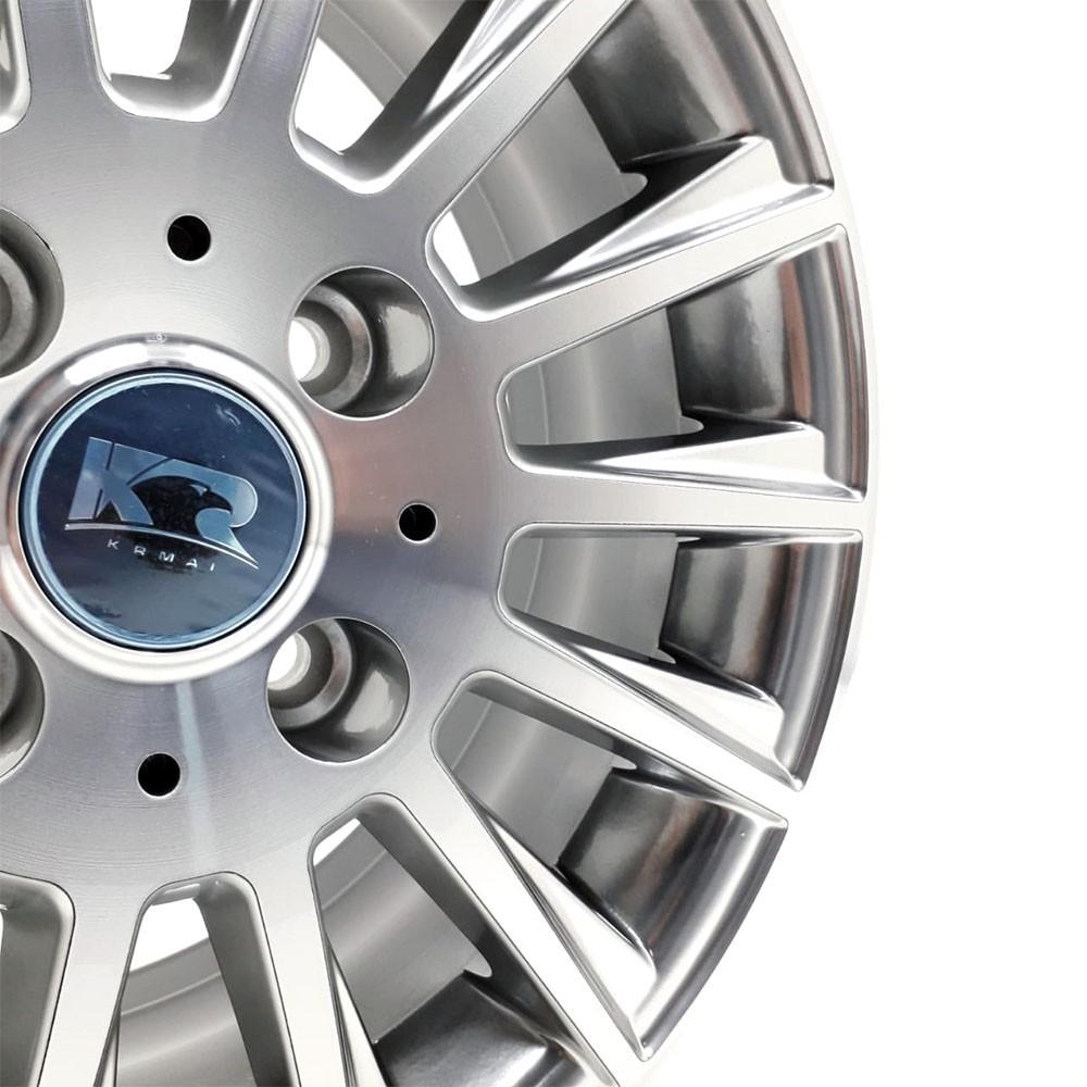 Jogo de Rodas Mercedes C63 AMG Aro 14 4x108 R66 BG