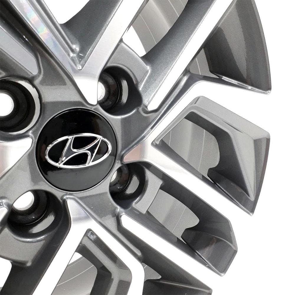 Jogo de Rodas New Hyundai Hb20 2020 Aro14 S20 GD