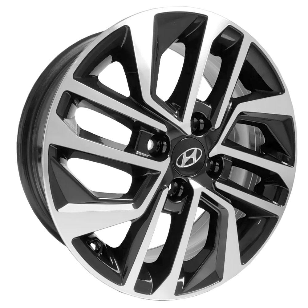 Jogo de Rodas New Hyundai Hb20 2020 Aro15 S20 BD