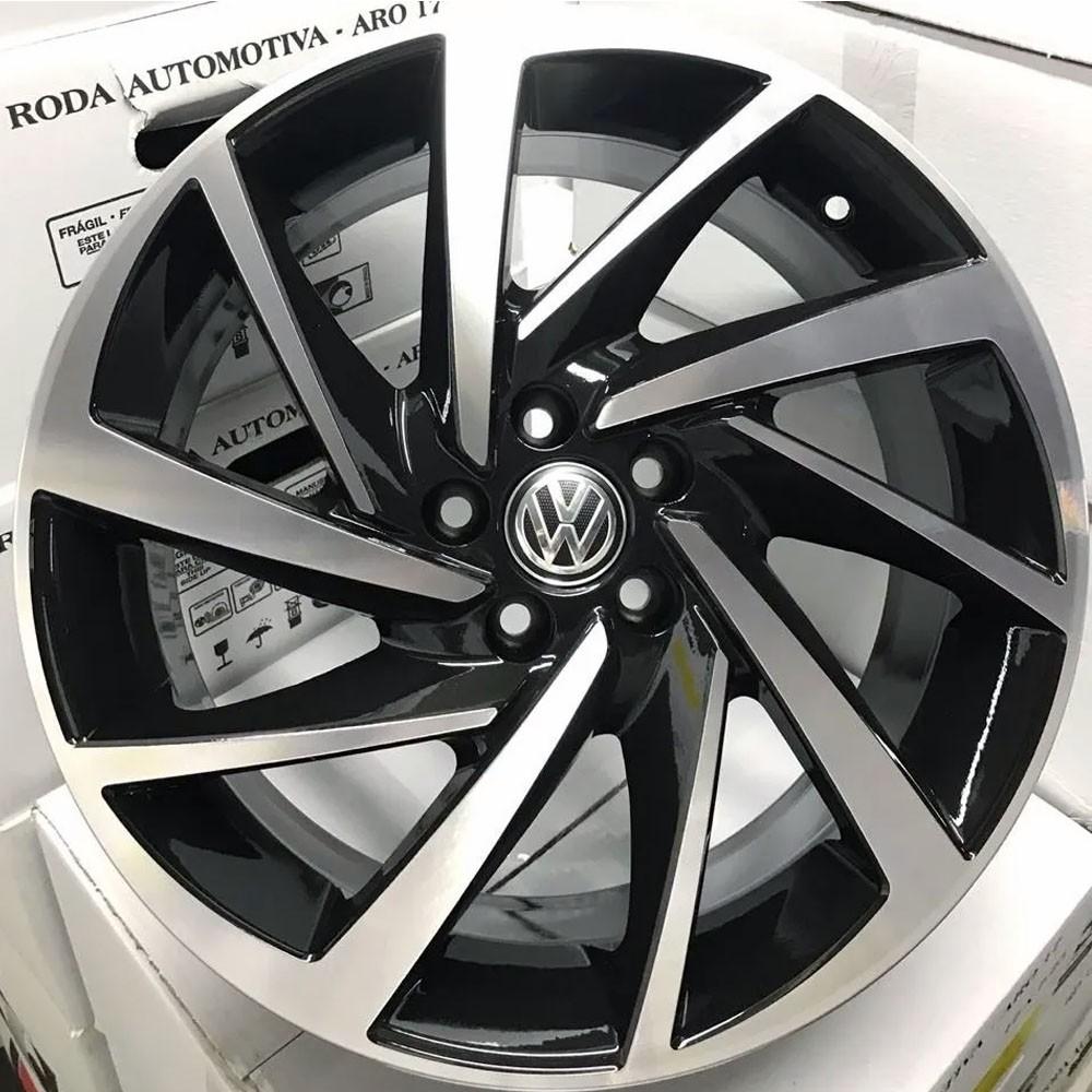 Jogo de Rodas Novo Polo Virtus Aro 20 5x100 VW R93 BD