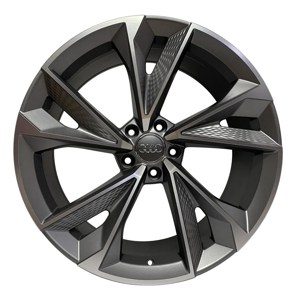 Jogo De Rodas Audi RS7 Aro 20x9 5x112 PRZ1566 GFD