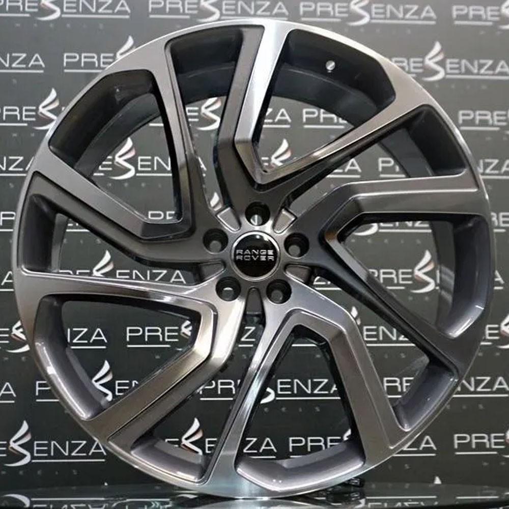 Jogo de Rodas Presenza Range Rover Evoque Aro 20x9,5 5x108 GD