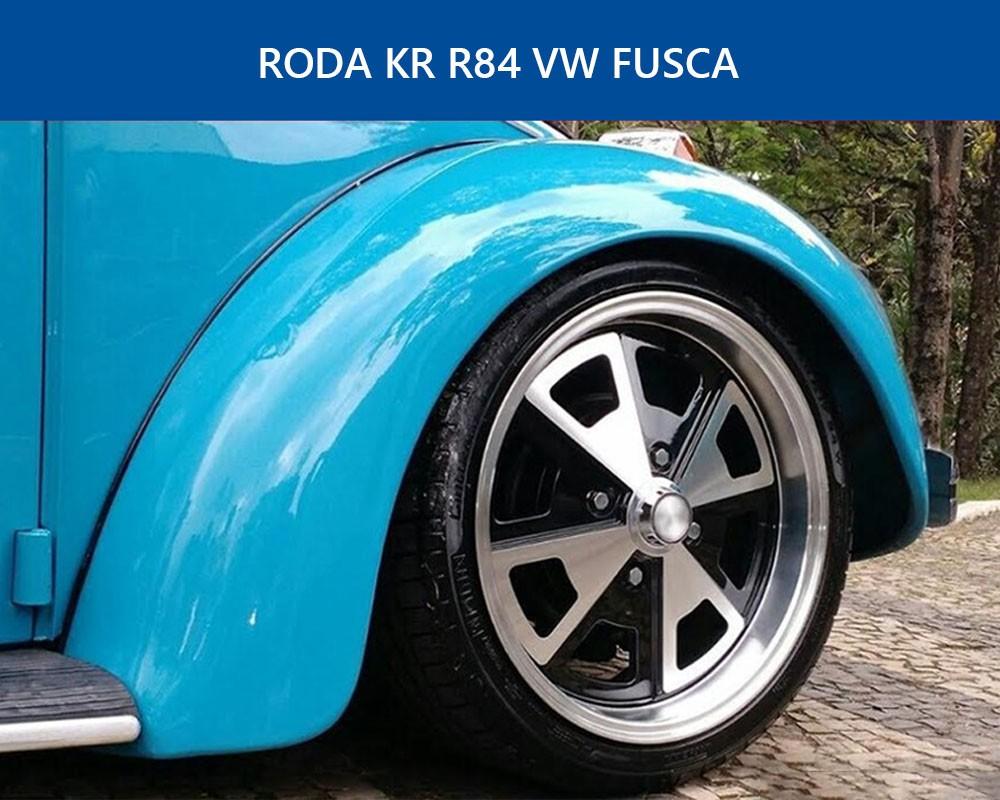 Jogo de Rodas Porsche 914 VW Fusca Aro 15 4x130 R84 BD