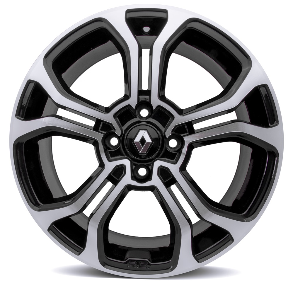 Jogo De Rodas Renault Sandero Aro 14 4x100 M7 BD