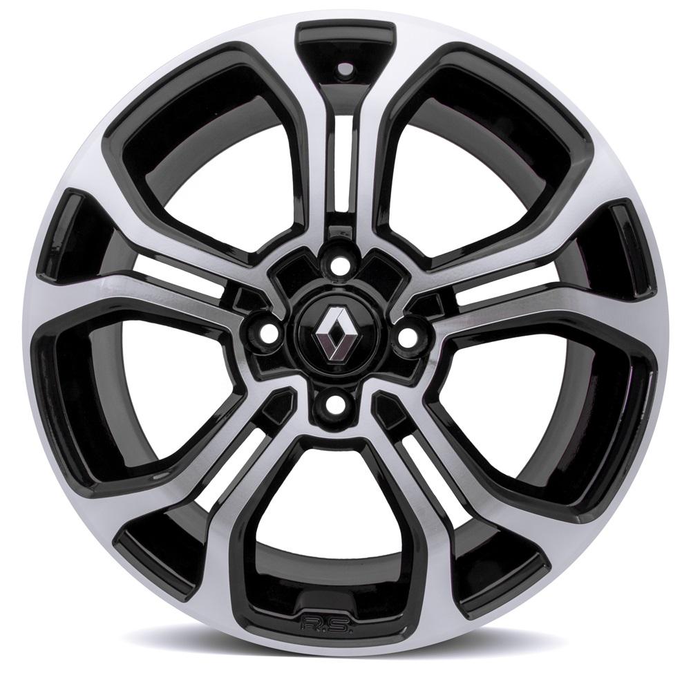Jogo De Rodas Renault Sandero Aro 15 4x100 M7 BD