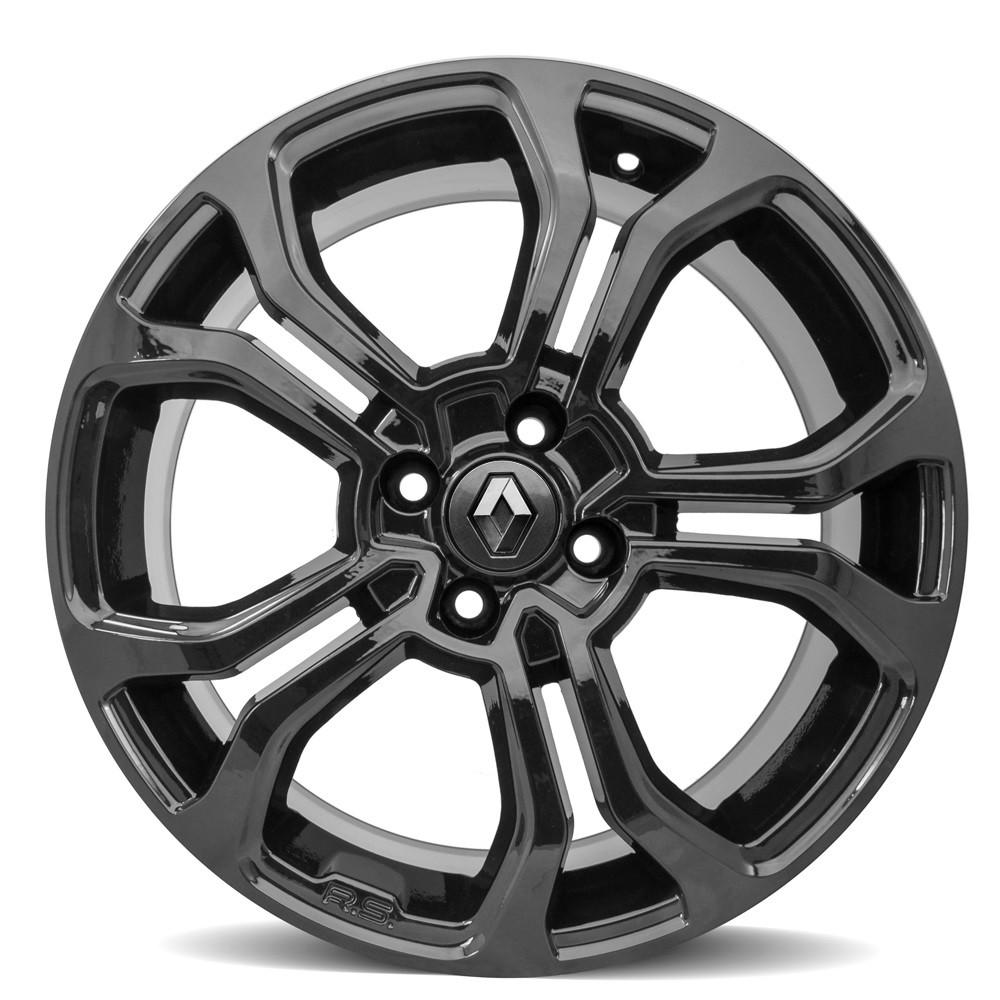 Jogo de Rodas Renault Sandero Rs Aro 14 4x108 M7 Black