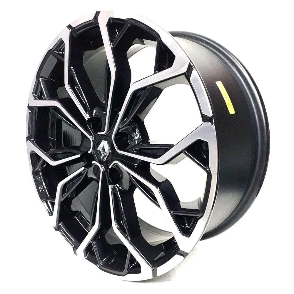 Jogo de Rodas Renault Sandero Rs Aro 15 4x100 M16 BD