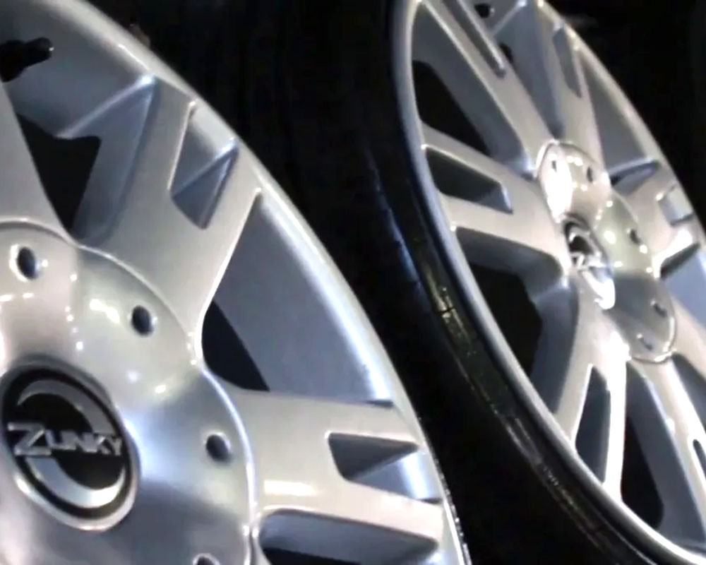 Jogo de Rodas Touareg Aro 15 4x100 VW GM ZK750