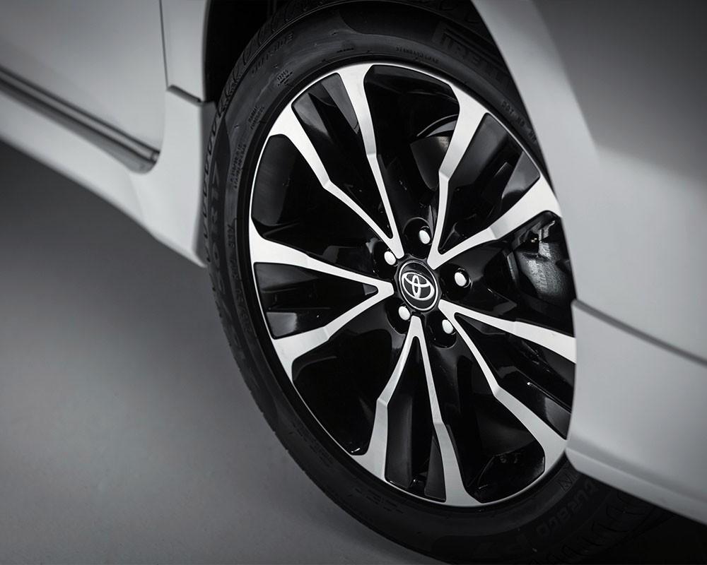 Jogo de Rodas Toyota Corolla Xrs 2018 Aro 16 ZK835 BD