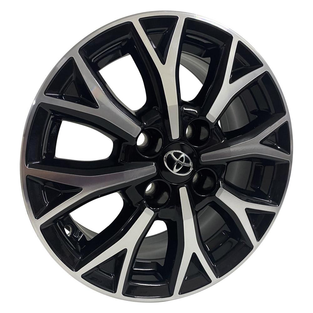 Jogo De Rodas Toyota Etios Aro 15 4x100 Tala 6 R81 BD