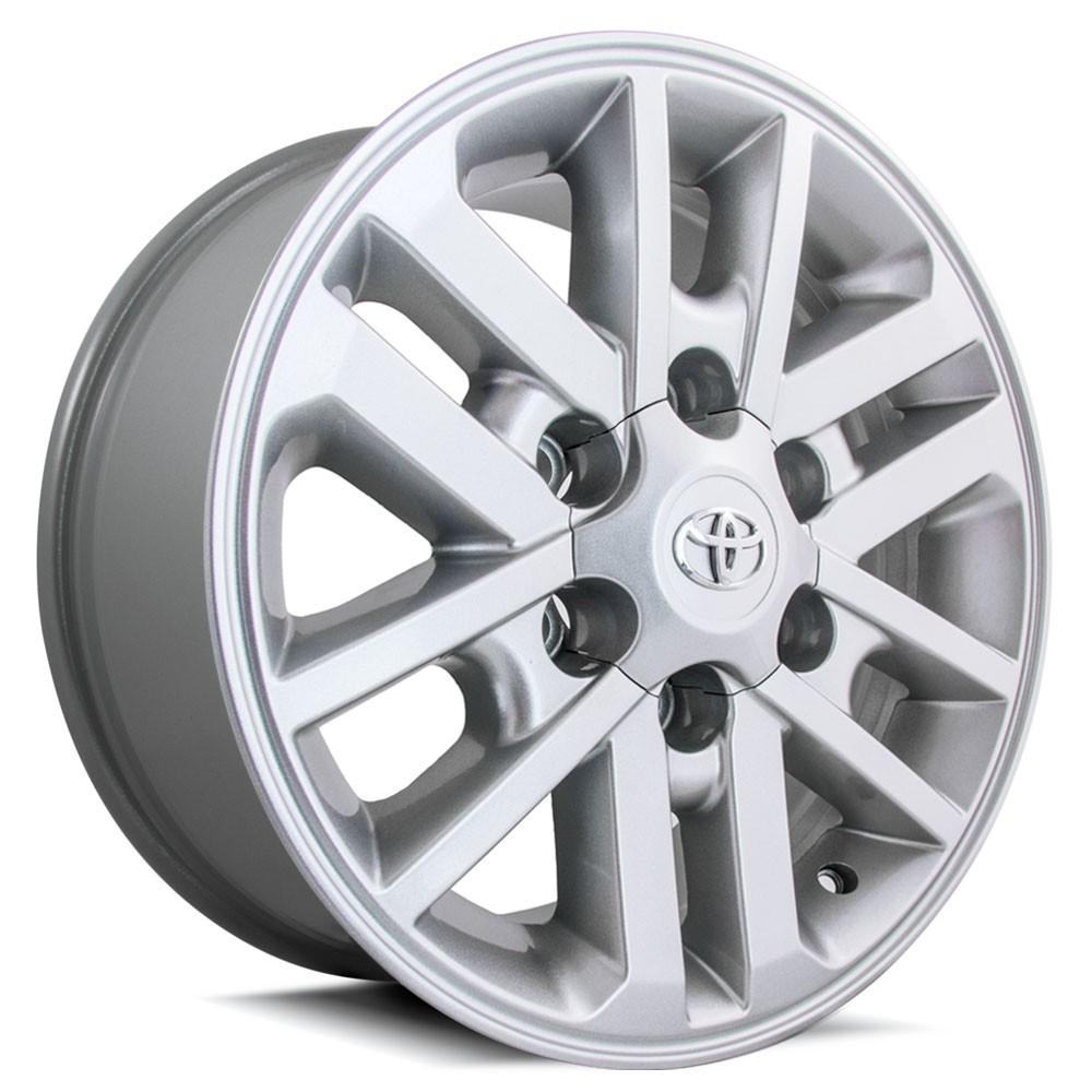 Jogo de Rodas Toyota Hilux 2012 Aro 16 6x139 R37 SS