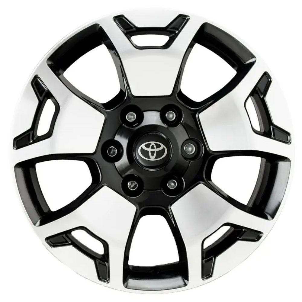 Jogo De Rodas Toyota Hilux Aro 17 6x139,7 Tala 7 S11 BD