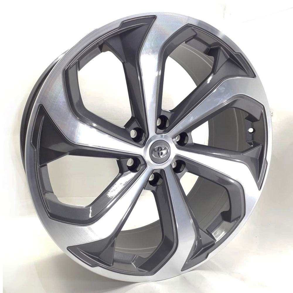 Jogo De Rodas Toyota Hilux Aro 22 6x139,7 Tala 9 S26 GFD
