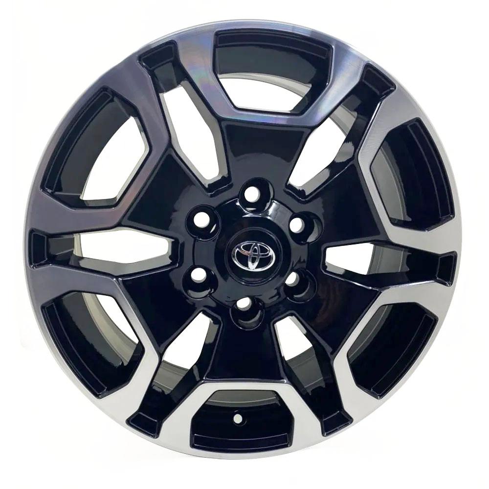 Jogo de Rodas Toyota Hilux SRX 18X7,0 6X139,7 ZK960 BD