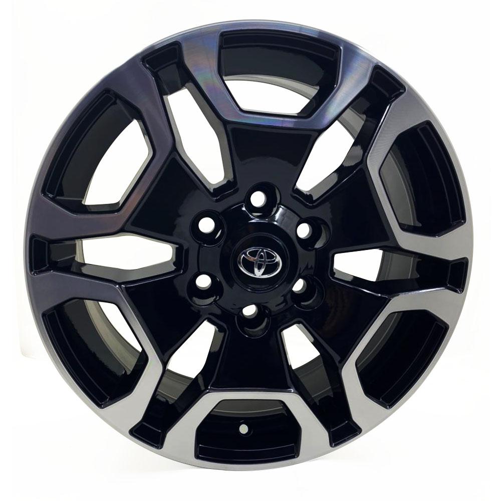 Jogo De Rodas Toyota Hilux SRX Aro 17 6x139,7 Tala 7 S31 BD