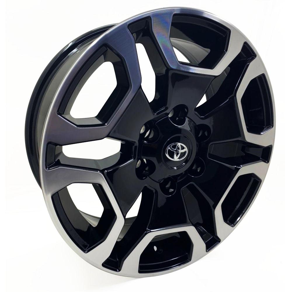 Jogo de Rodas Toyota Hilux SRX Aro 18 6X139,7 S31 BD