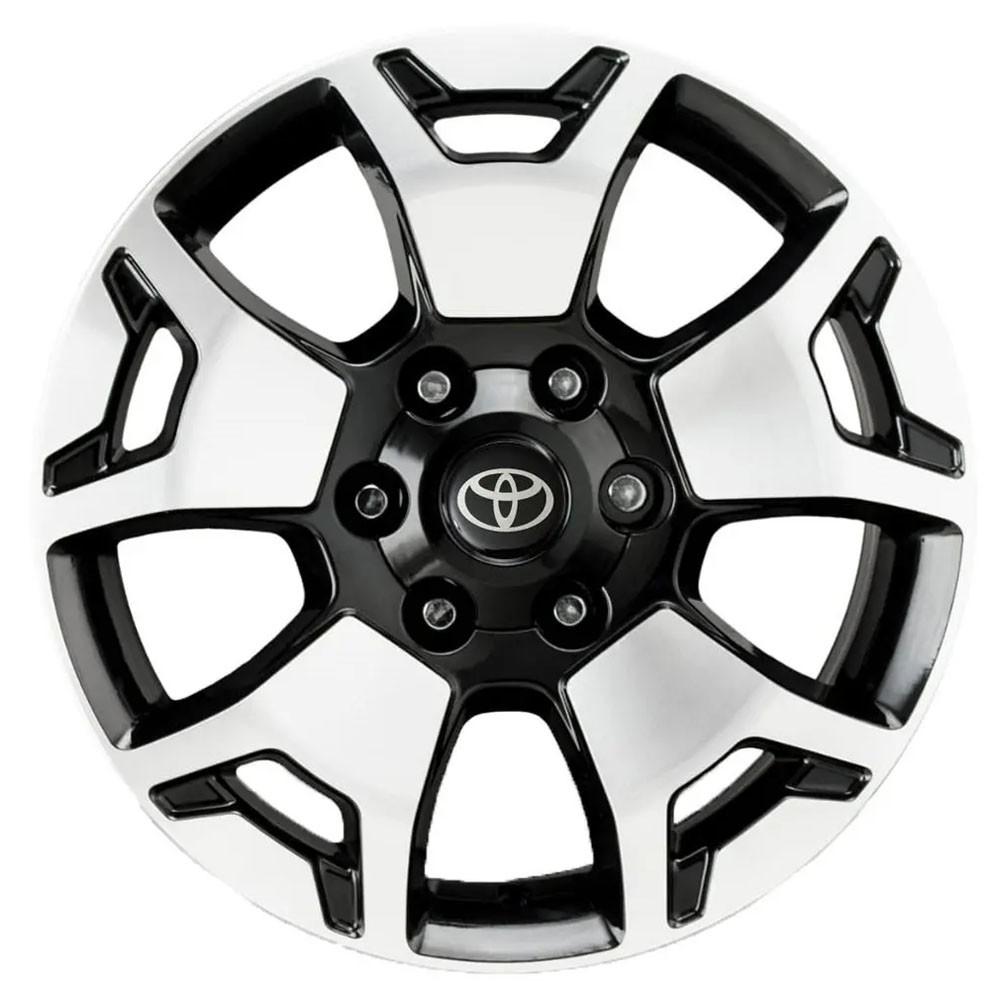 Jogo de Rodas Toyota Hilux SRX Aro 22 6x139 S11 BD