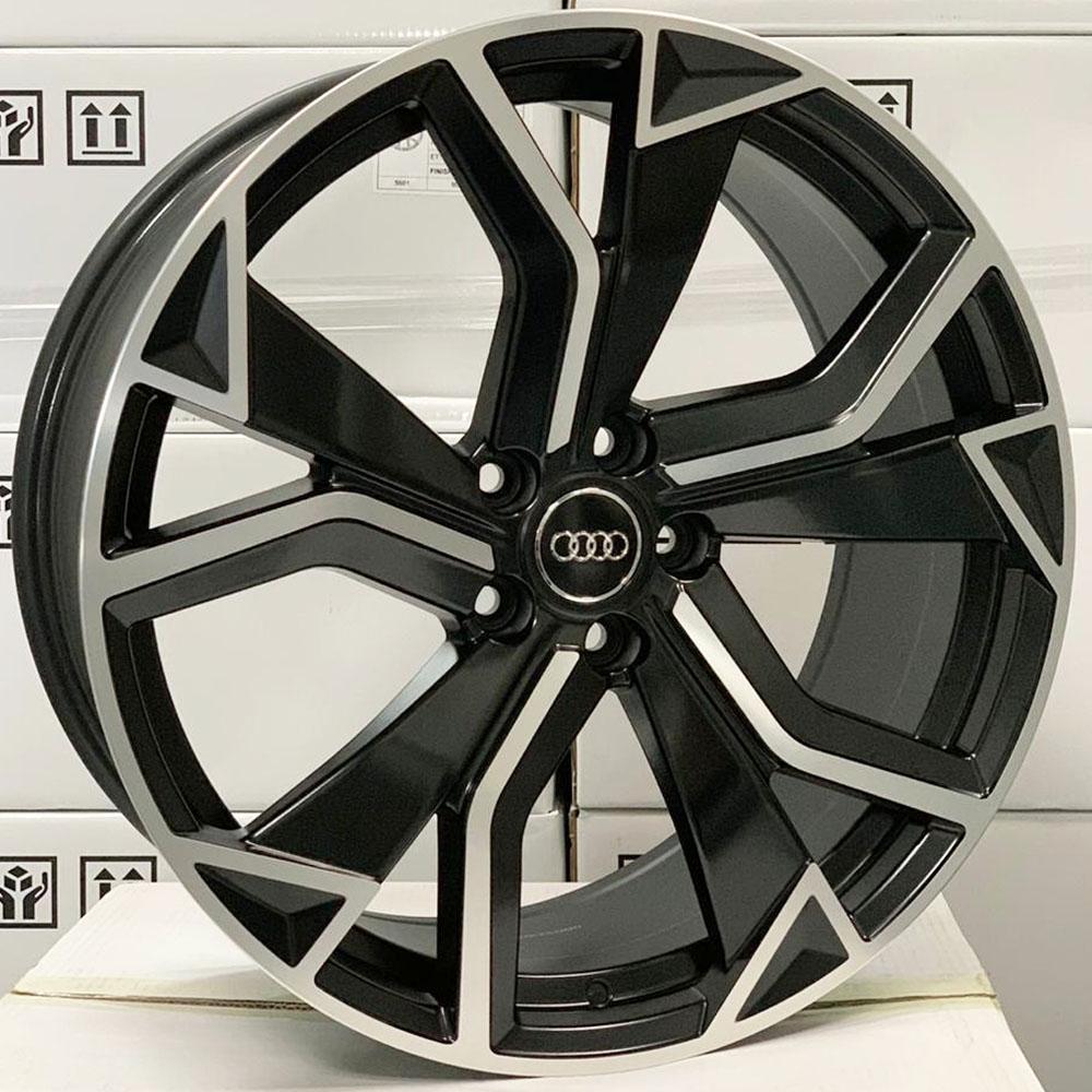 Jogo De Rodas Audi RSQ8 Aro 20x8,5 5x112 VT208 SB