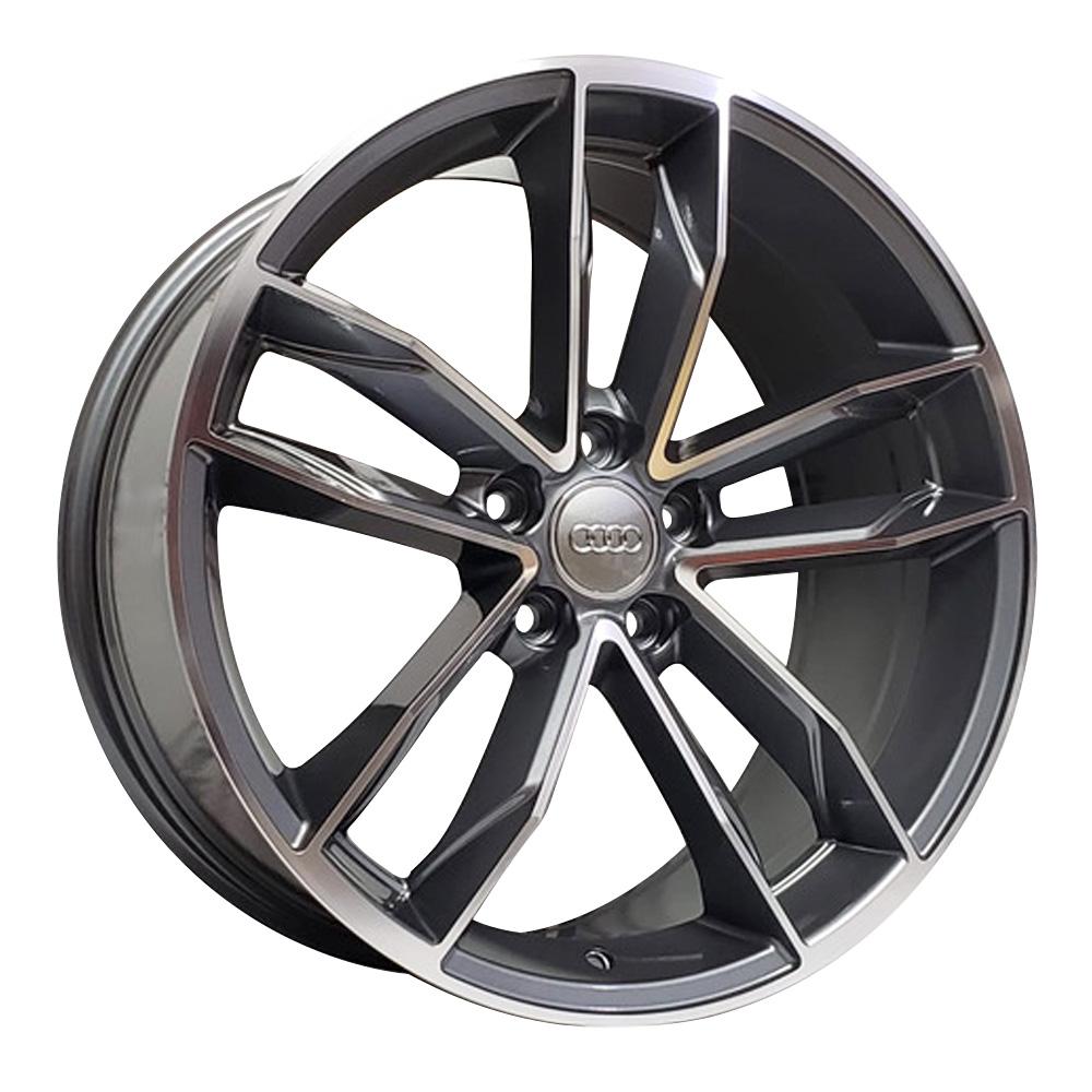 Jogo De Rodas Audi S5 Aro 19x8,5 5x112 VT206