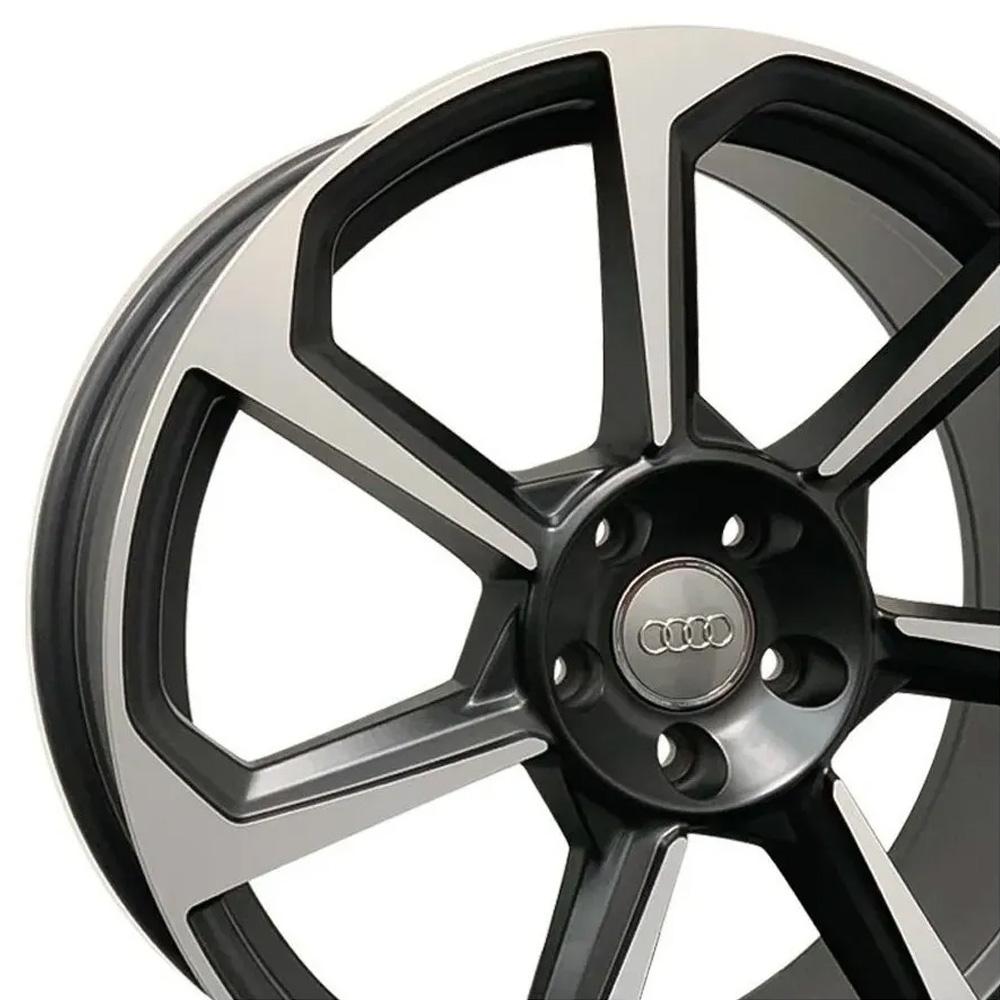 Jogo De Rodas Audi TTRS Aro 19x8,5 5x112 VT205 BD